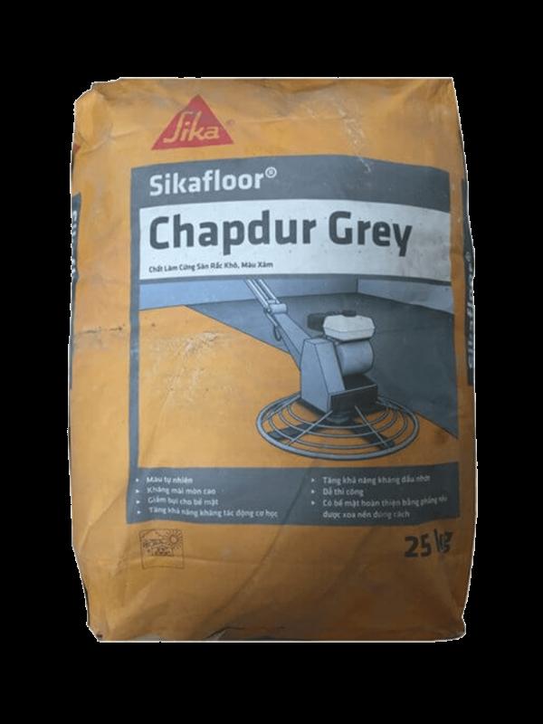 Chất phủ sàn Sikafloor Chapdur Grey
