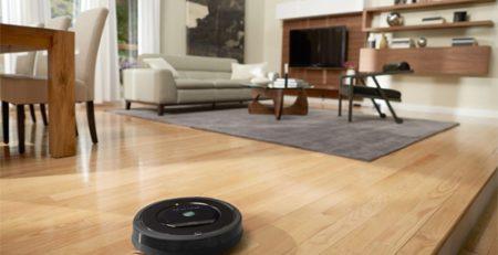 Robot hút bụi lau dọn nhà sach sẻ