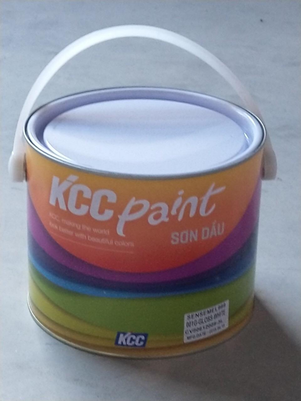 Sơn dầu kcc