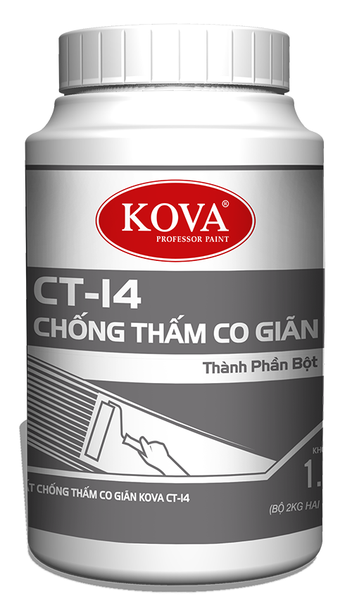 Chất chống thấm co giãn CT-14