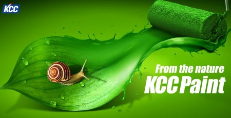 Nhà phân phối sơn nước kcc tại long an