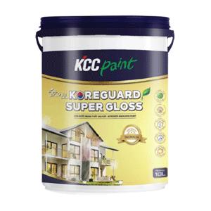 Sơn Ngoại Thất KCC Koreguard Super Gloss