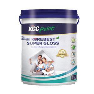 Sơn Nội Thất Cao Cấp Korebest Super Gloss