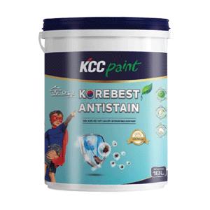 Sơn Nội Thất KCC Korebest Antistain