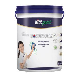 Sơn Nội Thất KCC Koreclean