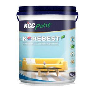 Sơn Nội Thất KCC Korebest