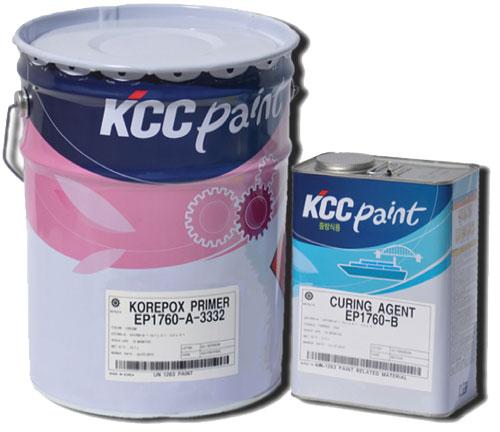 Sơn lót epoxy KCC mạ kẽm EP1760